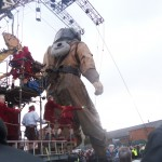 Giant Uncle, Giant Spectacular, Sea Odyssey