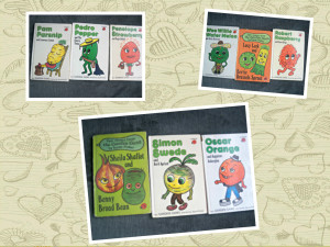ladybirdgardengang 300x225 Ladybird The Garden Gang books   from my childhood!