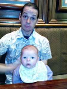 expressions, daddy and daughter, greyfriars, wetherspoons