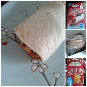 discovery, discovery fajita kit, mexican, fajitas, spicy food and pregnancy