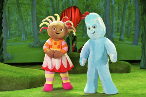 night garden live 084 300x200 Win a family ticket to see In the Night Garden Live