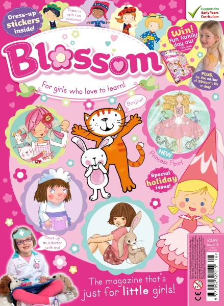 Blossom I Want To Be Edition cover 439x600 Blossom Magazine #IWantToBe Competition