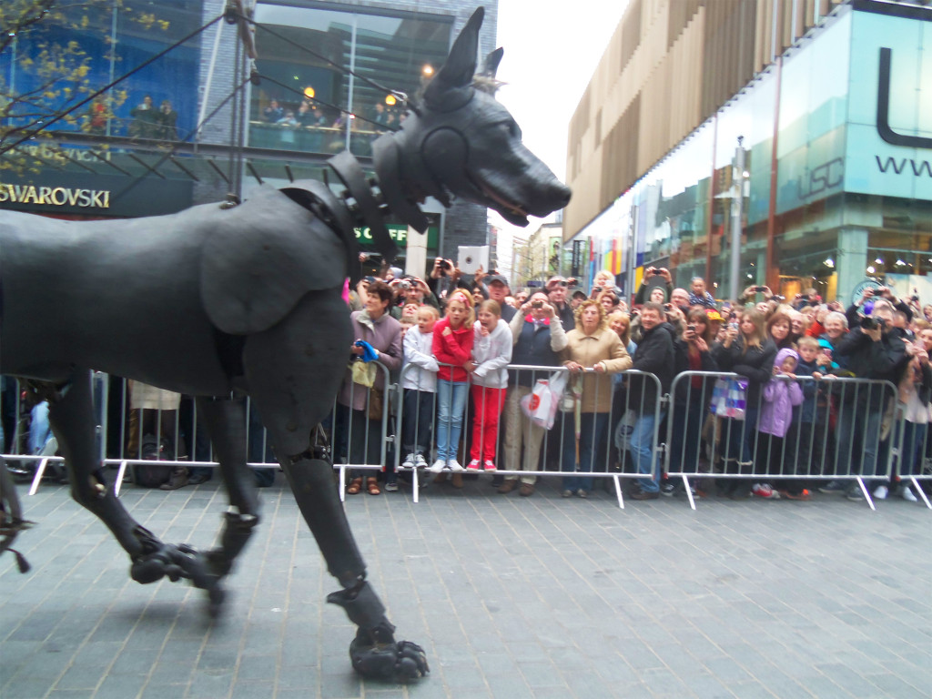 Giant Dog, Giant Spectacular, Sea Odyssey, Xolo