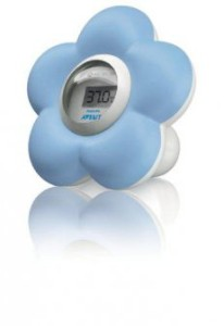 Philips Avent Bath and Room Thermometer, bath thermometer, room thermometer, temperature, water temperature