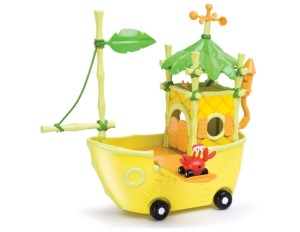 Jungle Junction, Flair, Taxicrab Boat, toys, boat