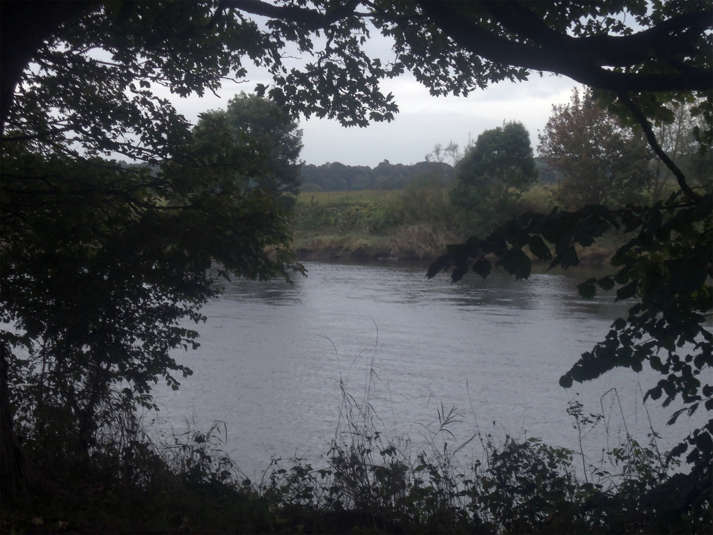 Avenham Park, Preston, park, River Ribble