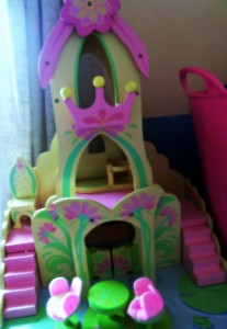 Fairy Tower Dolls House, dolls house, fairies, toy, dolls, wooden house