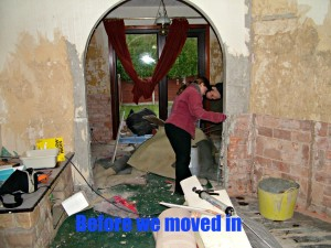 home renovation, diy, home, messy house