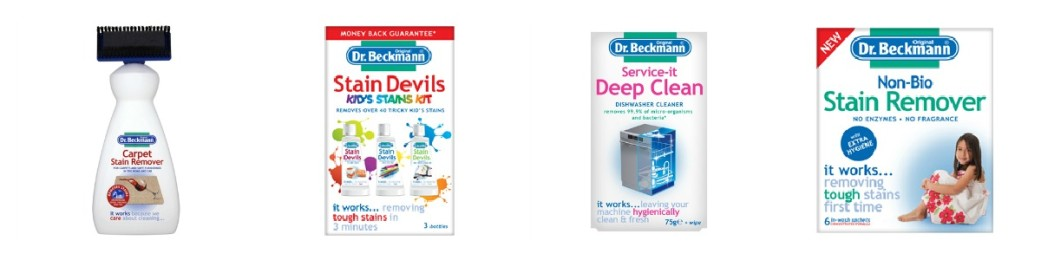 dr beckmann, stain removal, dishwasher service, carpet cleaner