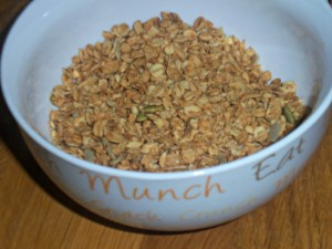Lizi's Granola, granola, cereal, breakfast ideas, review