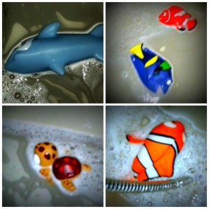 nemo bath toys, H&A Nemo Bubbly Bath, H&A, bubble bath, just keep swimming