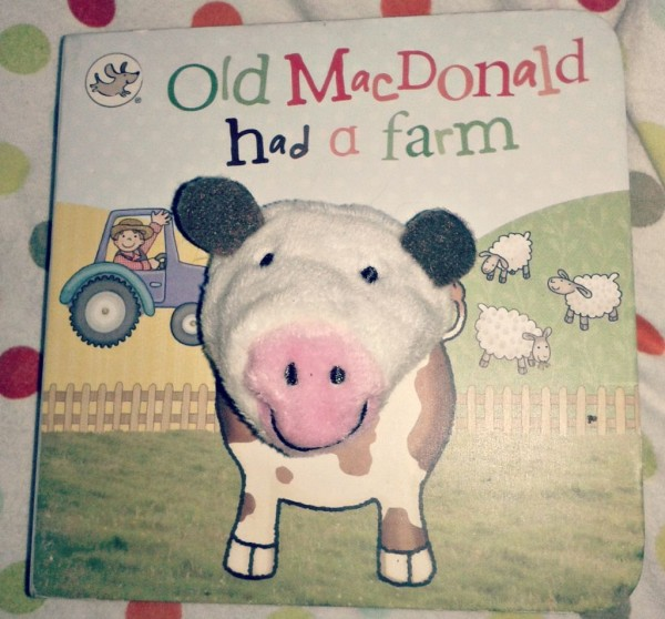 parragon books, old macdonald had a farm, baby book, board book, finger puppet, finger puppet book, books, reading, reading to babies,