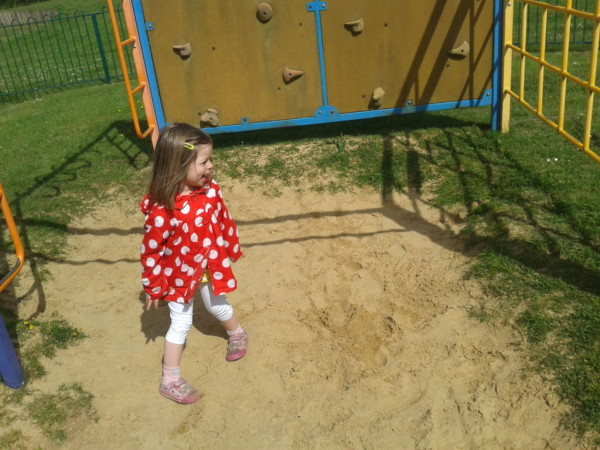 great outdoors, park, althorne recreation ground, outdoors, parks, sandpit