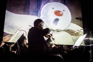 the snowman, the snowman tour, orchestra, musical, blackburn cathedral