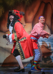Peter Pan, the grand theatre blackpool, the grand theatre, blackpool, panto, pantomime